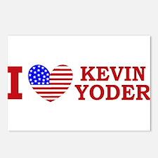 I Love Kevin Yoder Postcards (Package of 8)