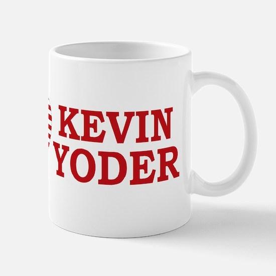 I Love Kevin Yoder Mug