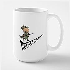 IAAW Large Mug