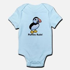 Puffins Rule! Infant Bodysuit