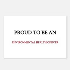 Proud To Be A ENVIRONMENTAL HEALTH OFFICER Postcar
