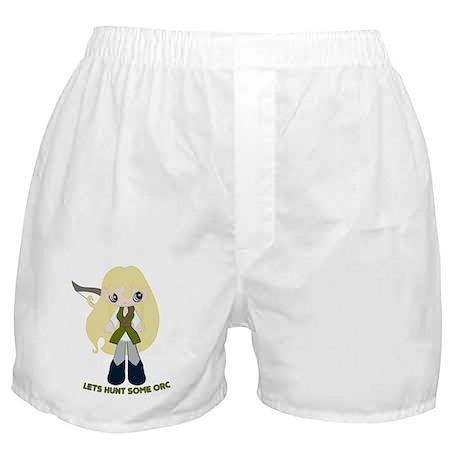 Leaf the Elf Boxer Shorts