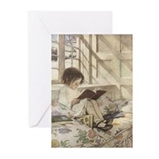 Read a Book Greeting Cards (Pk of 20)