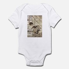 Read a Book Infant Bodysuit