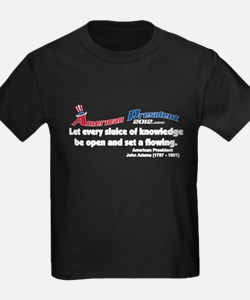 Knowledge set a-flowing T