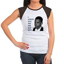 2-Obama bad boys copy T-Shirt