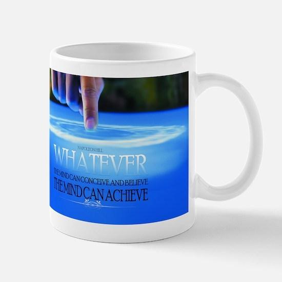 Inspirational Quote on a Mug