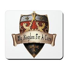 Kingdom For Cure Mousepad