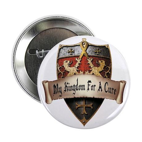 "Kingdom For Cure 2.25"" Button"