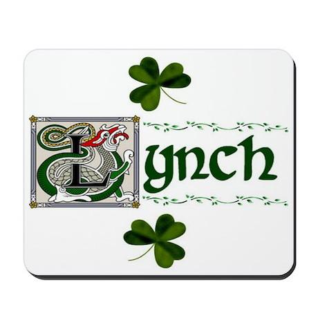 Lynch Celtic Dragon Mousepad