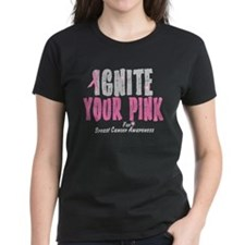 Ignite Your Pink 3 Tee