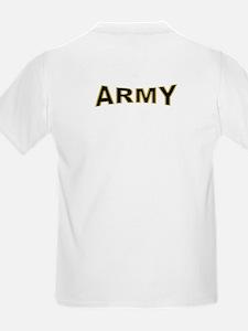 Soldier's Girl Kids T-Shirt