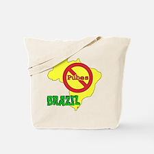 Brazilian Wax Tote Bag