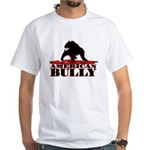 American Bully White T-Shirt