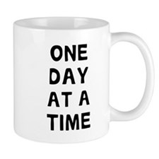 One Day Small Small Mug