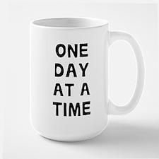 One Day Large Mug