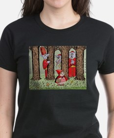 Red Riding Hood and the Wolves Tee