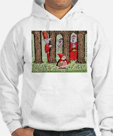 Red Riding Hood and the Wolves Hoodie