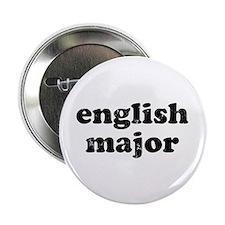 """English Major 2.25"""" Button"""