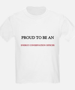 Proud To Be A ENERGY CONSERVATION OFFICER T-Shirt