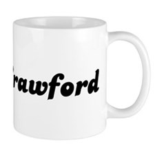 Mrs. Crawford Mug
