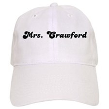 Mrs. Crawford Baseball Cap