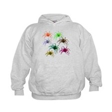 Spider Shirt (Ver 2) Colorful Hoodie