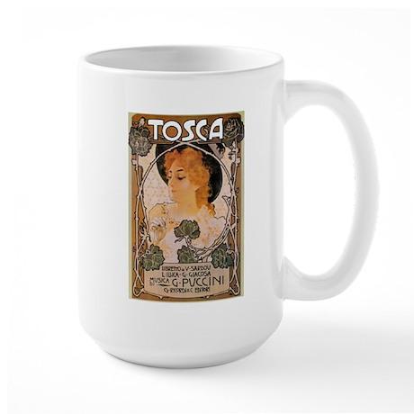 Tosca Large Mug