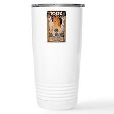Tosca Stainless Steel Travel Mug