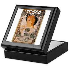 Tosca Keepsake Box