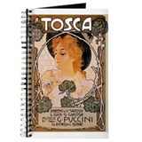 Opera Journals & Spiral Notebooks