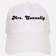 Mrs. Connolly Baseball Baseball Cap