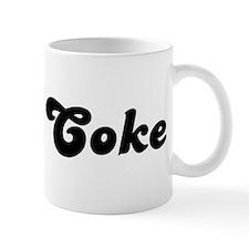 Mrs. Coke Mug