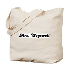 Mrs. Cogswell Tote Bag