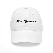 Mrs. Compton Baseball Cap