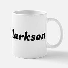 Mrs. Clarkson Mug