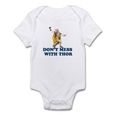 Don't Mess With Thor Onesie