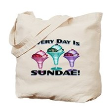 Sundae Everyday Tote Bag