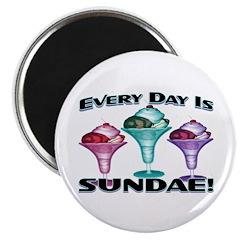 Sundae Everyday Magnet