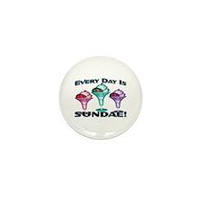Sundae Everyday Mini Button (100 pack)