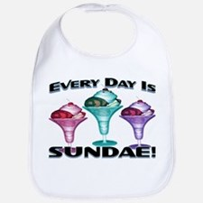 Sundae Everyday Bib