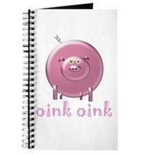 Oink Oink! Pig Journal
