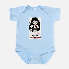 Noushi the Japanese Zombie Infant Creeper