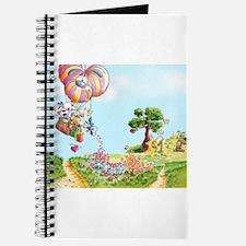 Diddl Balloon Trip Journal