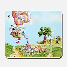 Diddl Balloon Trip Mousepad