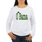 Irish For O'Bama Women's Long Sleeve T-Shirt