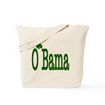 Irish For O'Bama Tote Bag