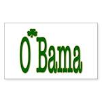 Irish For O'Bama Rectangle Sticker 10 pk)