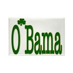 Irish For O'Bama Rectangle Magnet (100 pack)