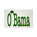 Irish For O'Bama Rectangle Magnet (10 pack)